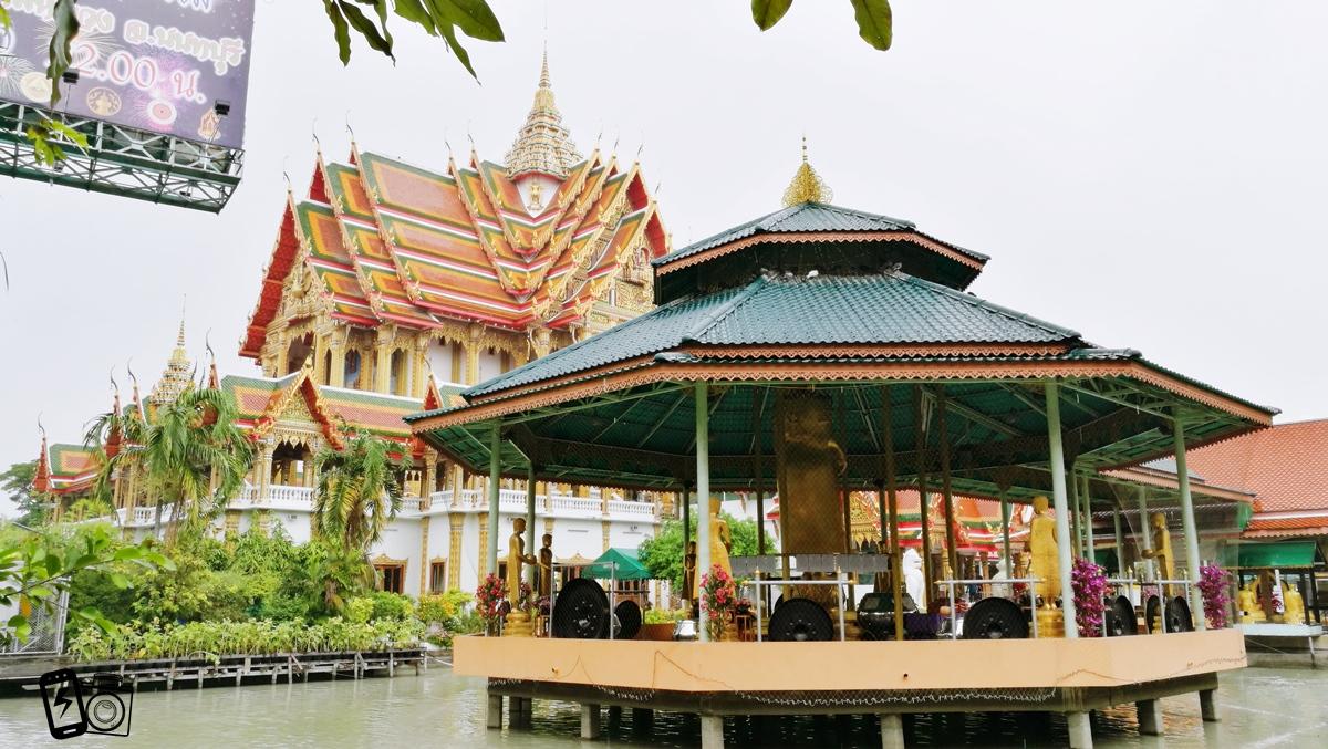 วัดบัวขวัญ Wat Buakhwan พระอารามหลวง ถ.แจ้งวัฒนะ นนทบุรี