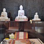 วัดผาสุกมณีจักร Wat Phasuk Maneechak เมืองทองธานี นนทบุรี