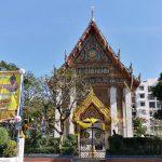 <b>วัดอภัยทาราม (วัดมะกอก) Wat Apai Tharam (Wat Makok) อนุสาวรี...</b>