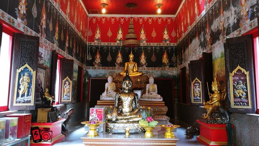 วัดเสมียนนารี  Wat Samian Nari พระอารามหลวง จตุจักร กรุงเทพ