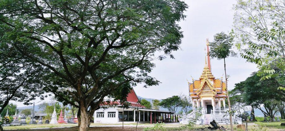 วัดตโปทาราม Wat Tapotharam