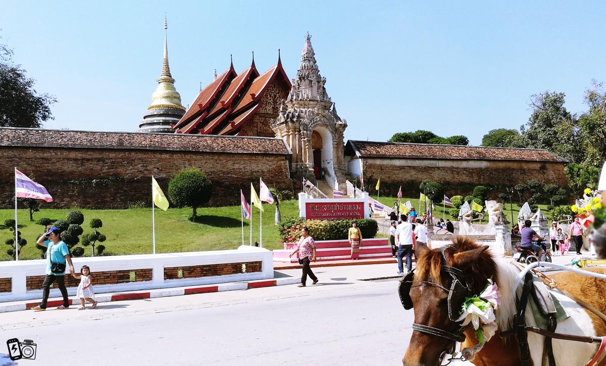 วัดพระธาตุลำปางหลวง Wat Phra That Lampang Luang ลำปาง
