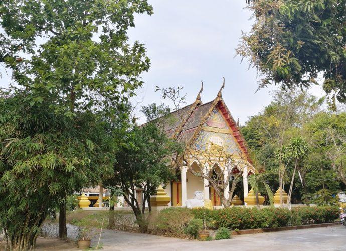 วัดพิบูลสัณหธรรม Wat Piboonsanhatam