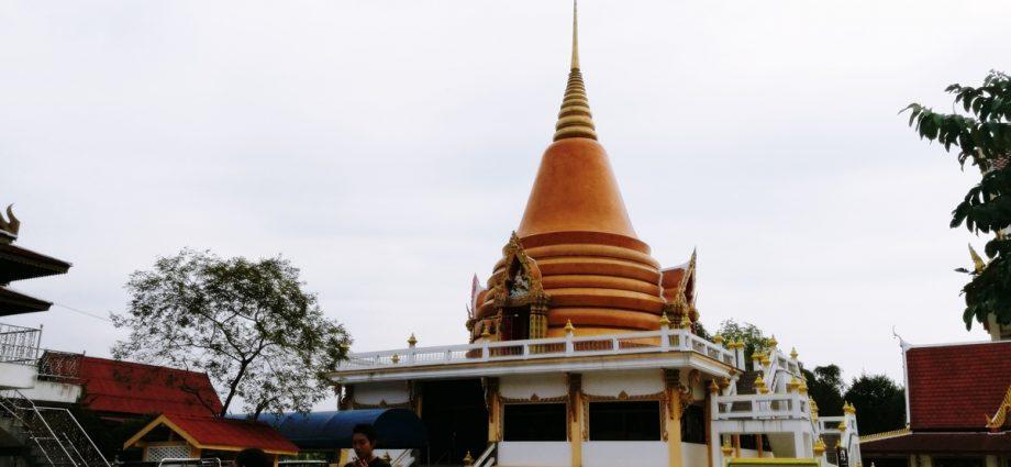 วัดรังษีสุทธาวาส Wat Rangsee Sutthawat