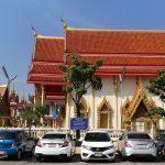 วัดสนามเหนือ Wat Sanam Nuea ปากเกร็ด นนทบุรี