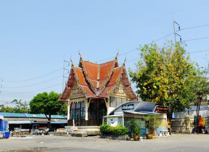 วัดทุ่งครุ Wat Thung Khru