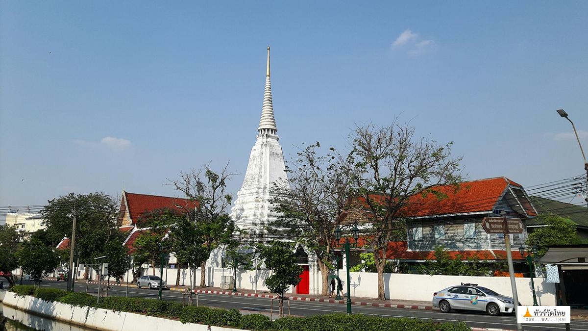 วัดบุรณศิริมาตยาราม Wat Buranasiri Mattayaram ศาลเจ้าพ่อเสือ กรุงเทพ