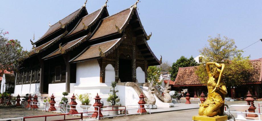 วัดปราสาท Wat Prasat เชียงใหม่
