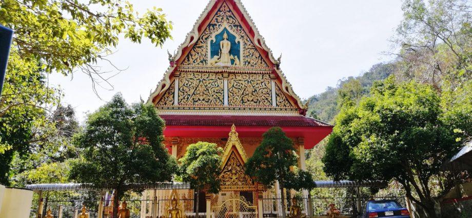 วัดป่าเขาพุวนาราม Wat Pa khao Phu Wanaram