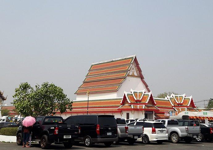 วัดป่าเลไลย์วรวิหาร  Wat Palelai Warawihan