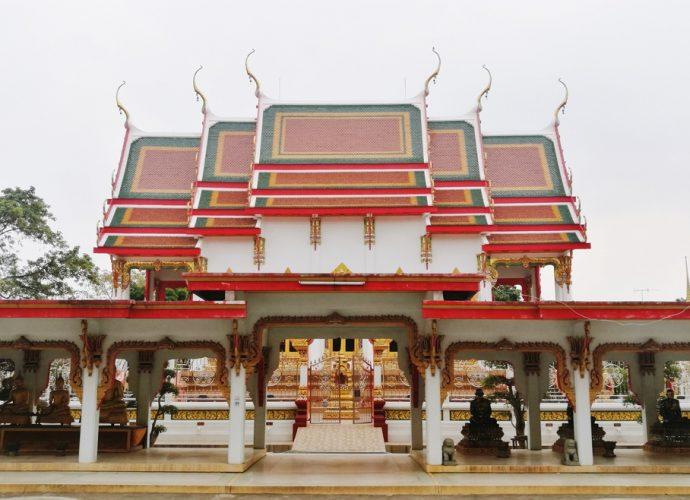 วัดสายไหม Wat Sai Mai