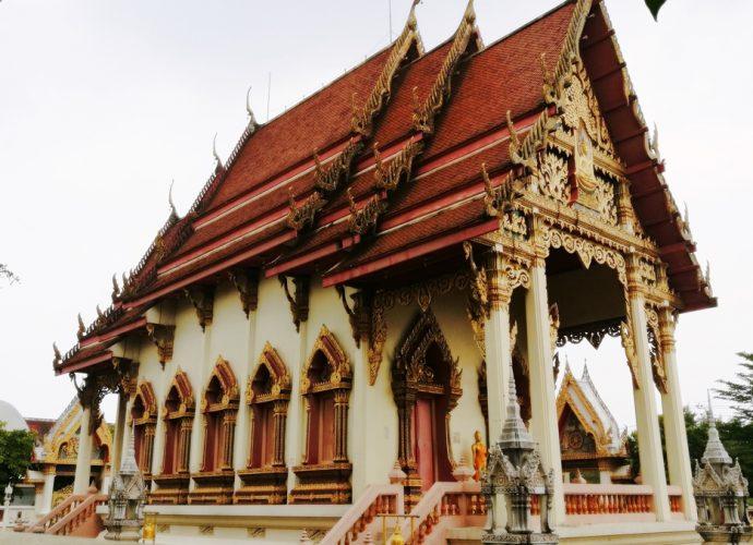 วัดอยู่ดีบำรุงธรรม Wat Yudee Bamrungtham (ออเงิน)