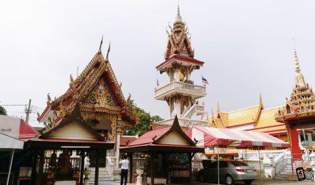 วัดเกาะสุวรรณาราม Wat Koh Suwannaram