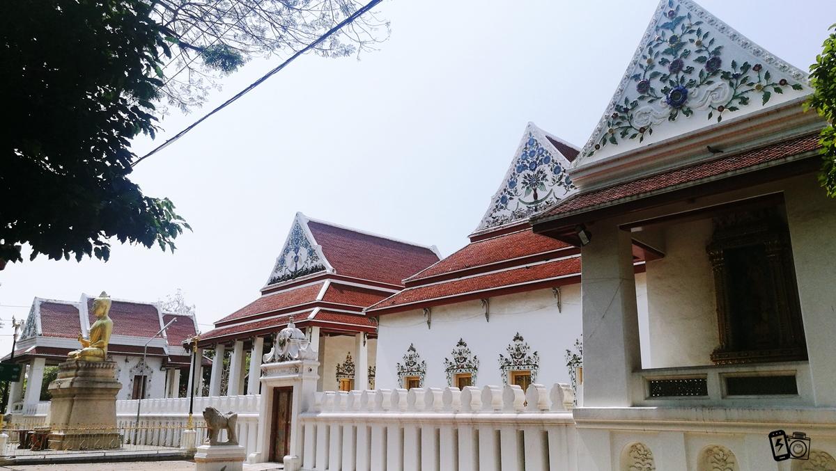 วัดไพชยนต์พลเสพย์ ราชวรวิหาร Wat Paichayonponsep Ratchaworawihan