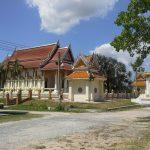 วัดท่อใหญ่ Wat Tho Yai (วัดใหญ่พรหมประทาน) บ้านบึง ชลบุรี