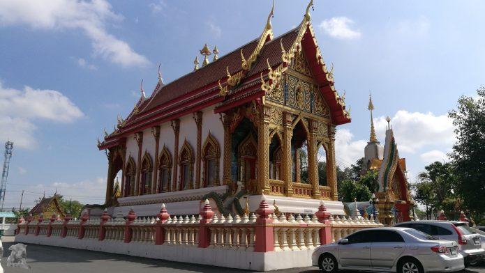 วัดปุรณาวาส (วัดราชบุญธรรม) Wat Puranawat