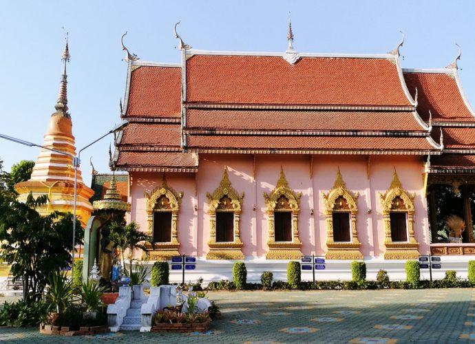 วัดเจดีย์สถาน Wat Chedi Sathan
