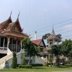 วัดเชิงท่า Wat Choeng Tha สามโคก ปทุมธานี
