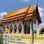วัดแคใน Wat Kae Nai บางกร่าง นนทบุรี