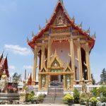วัดโมลี Wat Molee บางบัวทอง นนทบุรี