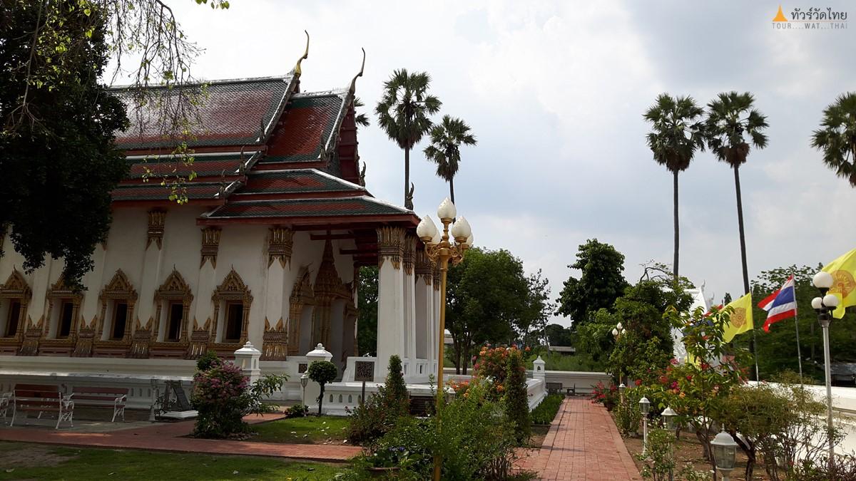วัดสุวรรณดารารามราชวรวิหาร Wat Suwandararam อยุธยา