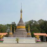 <b>วัดเจดีย์หอย Wat Chedi Hoi ปทุมธานี</b>