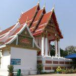 วัดบางเตยกลาง Wat Bang