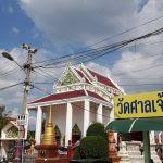วัดศาลเจ้า Wat San Chao ปทุมธานี
