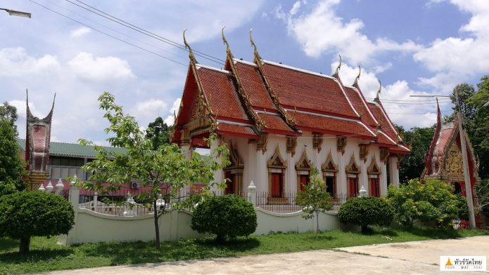 วัดธรรมราษฎร์เจริญผล Wat Thammarat Charoenphol