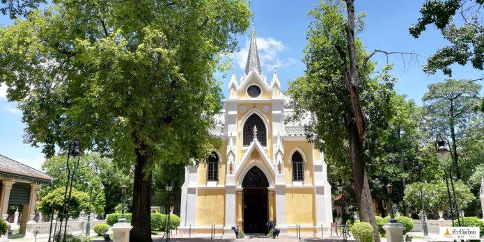 วัดนิเวศธรรมประวัติราชวรวิหาร Wat Niwetthammaprawat