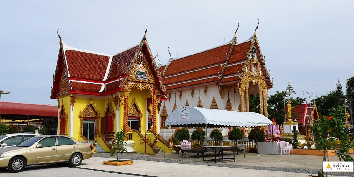 วัดคลองมอญ Wat Khlong Mon