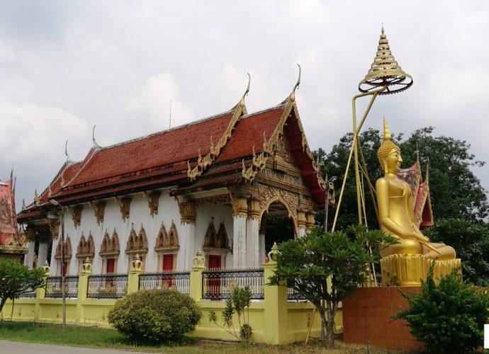 วัดแสงมณี Wat Sang Manee